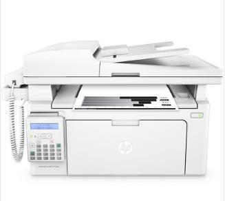 惠普1216一体机扫描_惠普(HP) LaserJet Pro MFP M132fp 黑白激光多功能一体机 A4幅面 ...